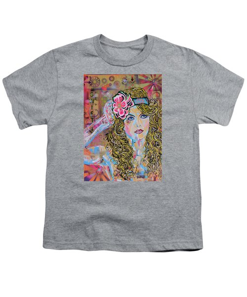 Swift Youth T-Shirt by Heather Wilkerson