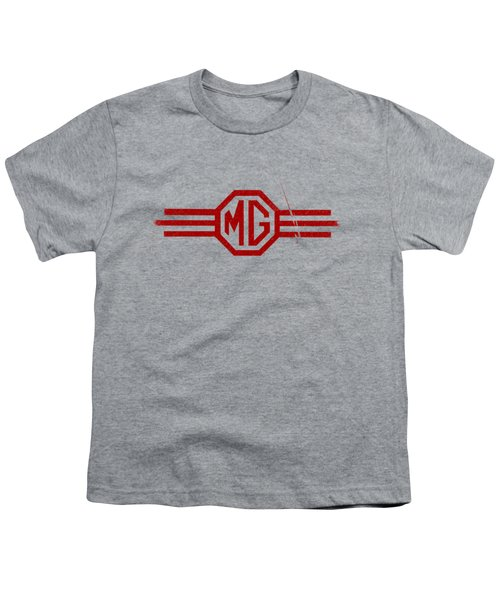 The Mg Sign Youth T-Shirt by Mark Rogan