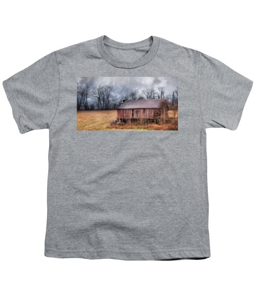 The Rural Curators Youth T-Shirt by Lori Deiter