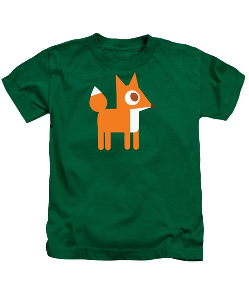 Pbs Kids Fox Kids T-Shirt by Pbs Kids