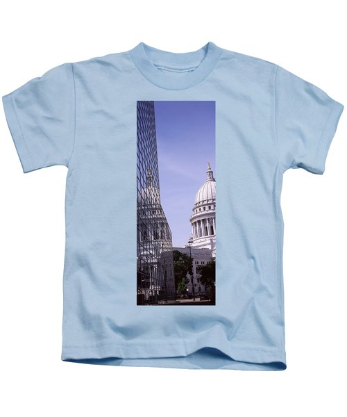 Low Angle View Of A Government Kids T-Shirt by Panoramic Images
