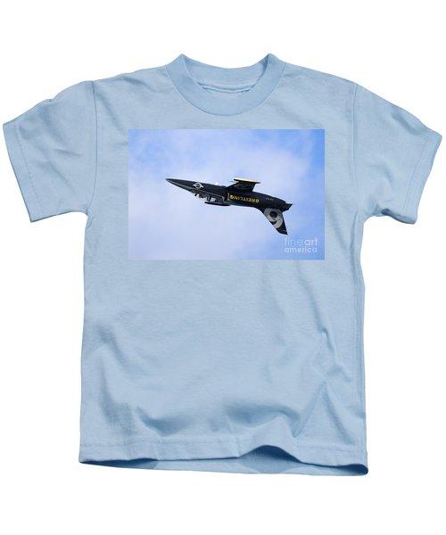 Breitling Air Display Team Kids T-Shirt by Nir Ben-Yosef