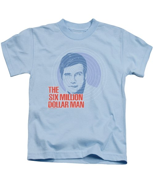 Six Million Dollar Man - I See You Kids T-Shirt by Brand A
