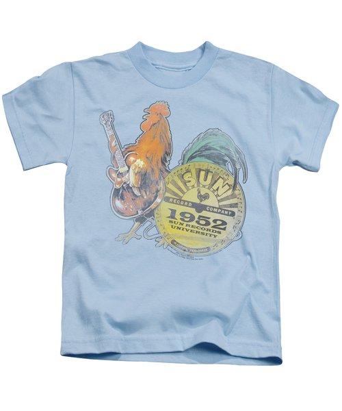 Sun - Rockin Rooster Kids T-Shirt by Brand A