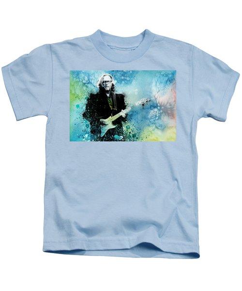 Tears In Heaven 3 Kids T-Shirt by Bekim Art