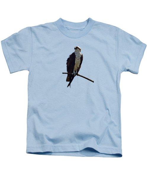 Osprey Kids T-Shirt by Deborah Good