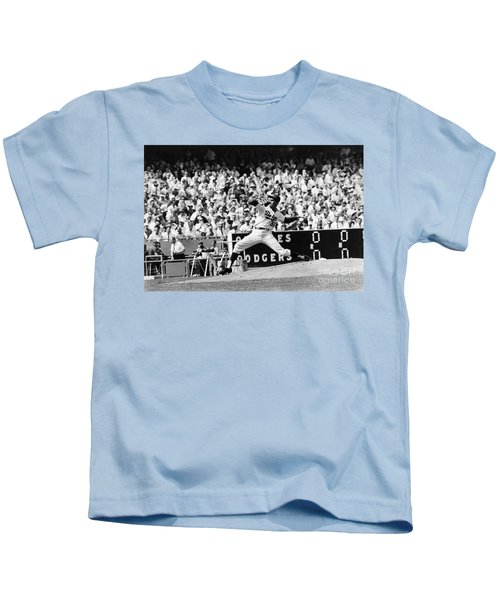 Sandy Koufax (1935- ) Kids T-Shirt by Granger
