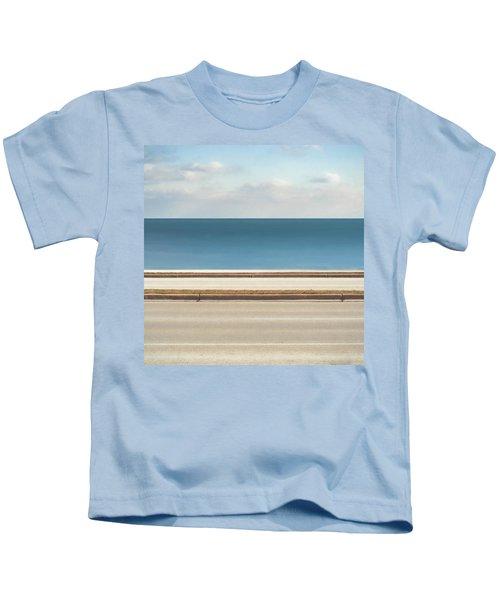 Lincoln Memorial Drive Kids T-Shirt by Scott Norris