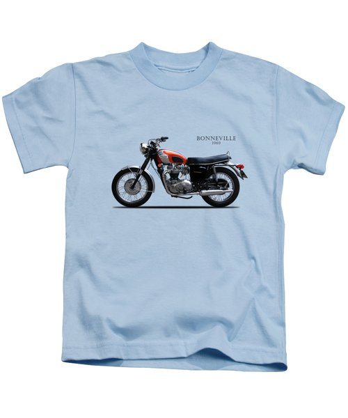 The 69 Bonnie Kids T-Shirt by Mark Rogan