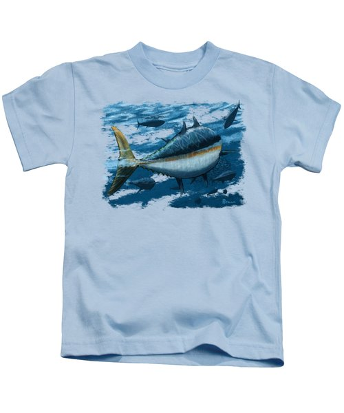The Chase Kids T-Shirt by Kevin Putman