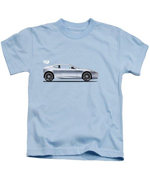 The Db9 Kids T-Shirt by Mark Rogan