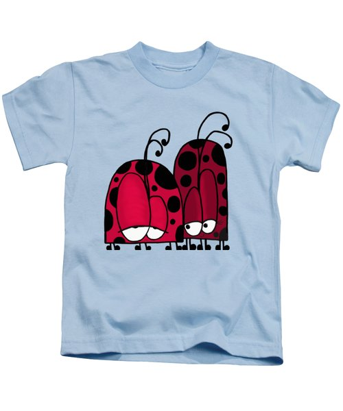 Unrequited Love Kids T-Shirt by Michelle Brenmark