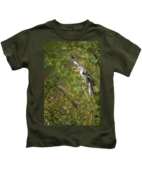 Mockingbird Kids T-Shirt by Bill Wakeley