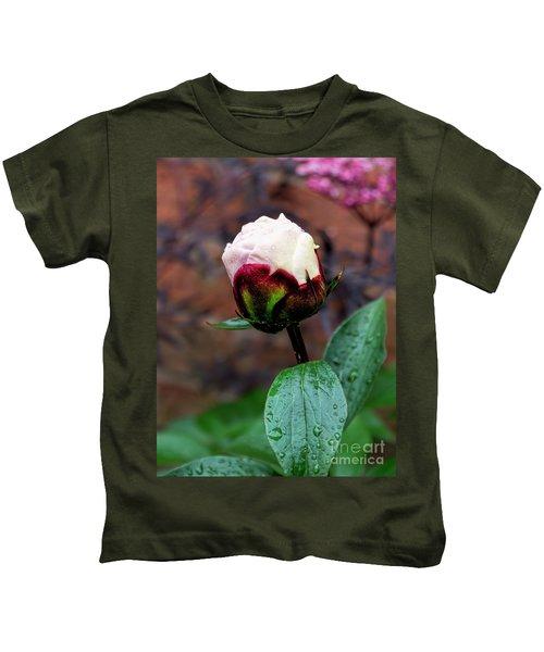 Awakening Kids T-Shirt by Gillian Singleton