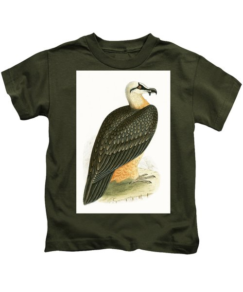 Bearded Vulture Kids T-Shirt by English School