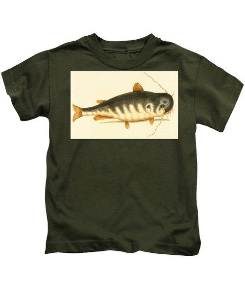 Catfish Kids T-Shirt by Mark Catesby