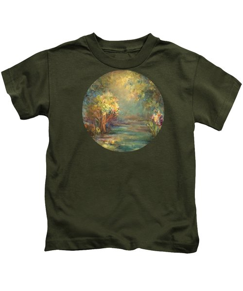 Daydream Kids T-Shirt by Mary Wolf