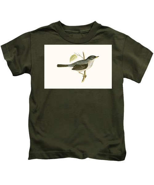 Marmora's Warbler Kids T-Shirt by English School