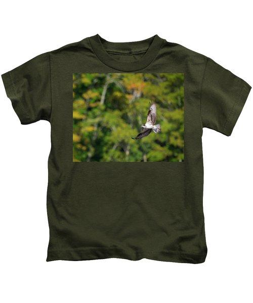 Osprey Kids T-Shirt by Bill Wakeley