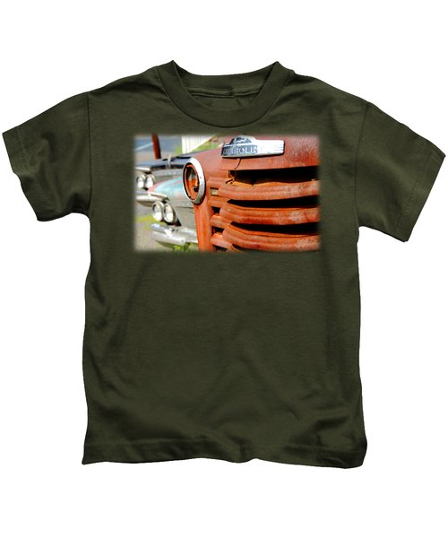 Roadside Envy Kids T-Shirt by Brian Manfra