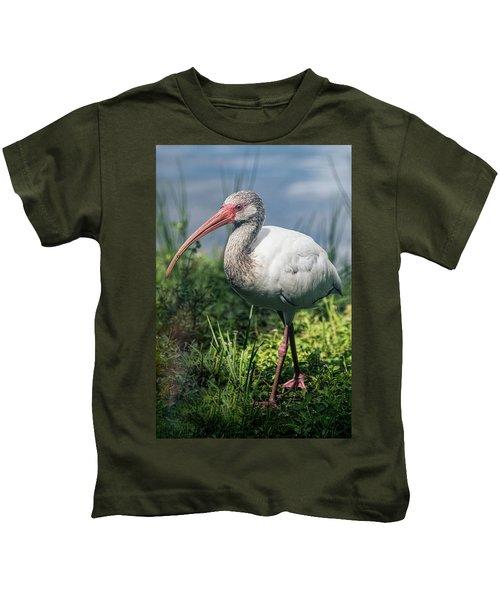 Walk On The Wild Side  Kids T-Shirt by Saija Lehtonen