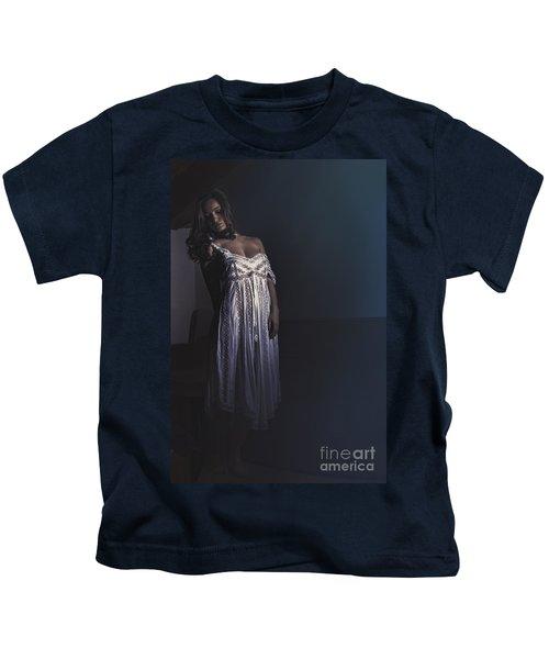Clara Kids T-Shirt by Traven Milovich