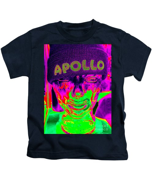 Apollo Abstract Kids T-Shirt by Ed Weidman