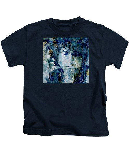 Dylan Kids T-Shirt by Paul Lovering
