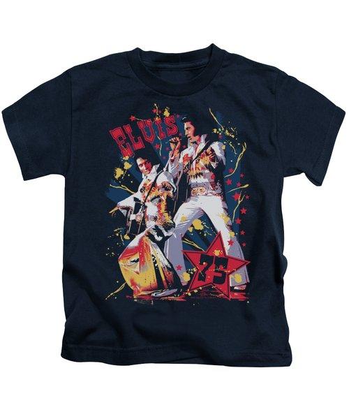 Elvis - Eagle Elvis Kids T-Shirt by Brand A
