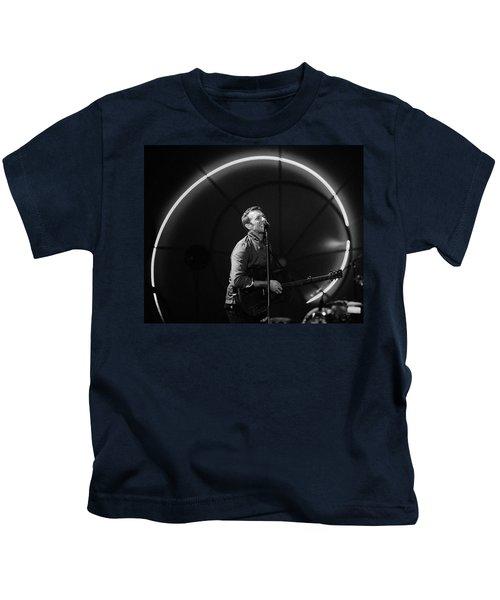 Coldplay11 Kids T-Shirt by Rafa Rivas