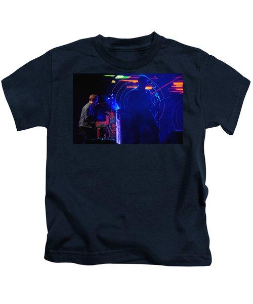Coldplay2 Kids T-Shirt by Rafa Rivas