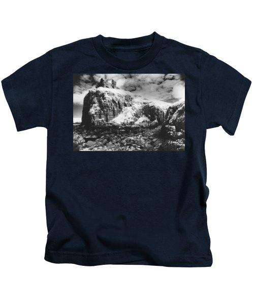 Isle Of Skye Kids T-Shirt by Simon Marsden