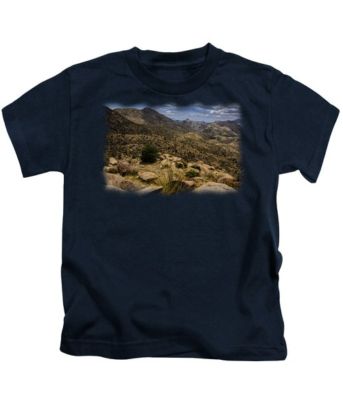 Windy Point No.5 Kids T-Shirt by Mark Myhaver