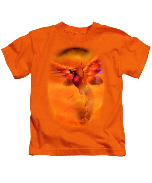 The Phoenix Kids T-Shirt by Brandy Thomas