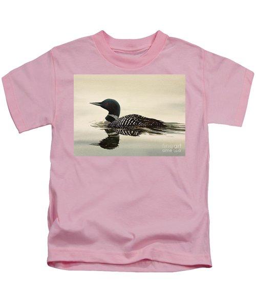 Loveliest Of Nature Kids T-Shirt by James Williamson