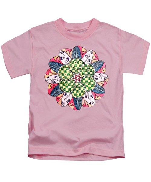 Caves Kids T-Shirt by Lori Kingston