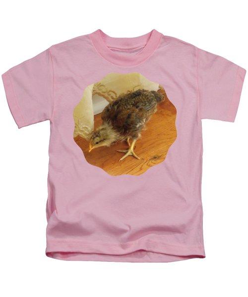 Chic Chickie Kids T-Shirt by Anita Faye