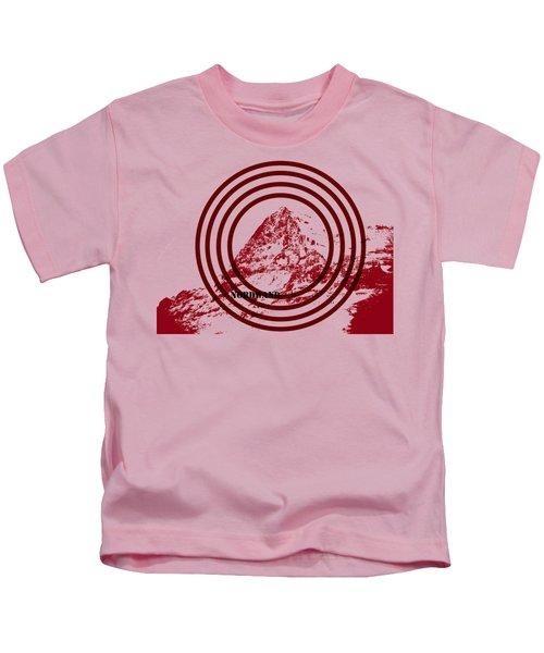 Eiger Nordwand Kids T-Shirt by Frank Tschakert