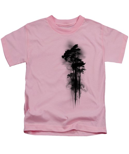 Enchanted Forest Kids T-Shirt by Nicklas Gustafsson
