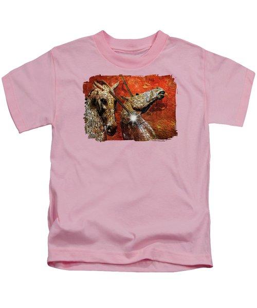 I Believe Kids T-Shirt by Terry Fleckney