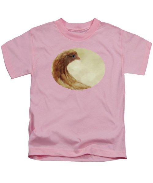 Lovely Lace Kids T-Shirt by Anita Faye