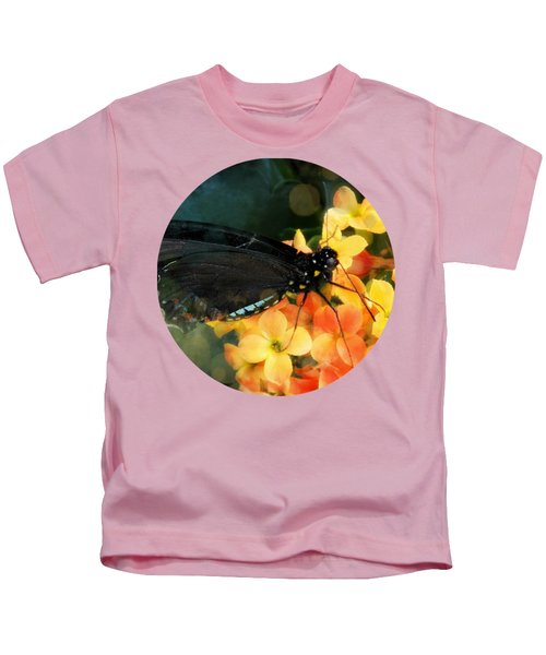 Peachy Kids T-Shirt by Anita Faye