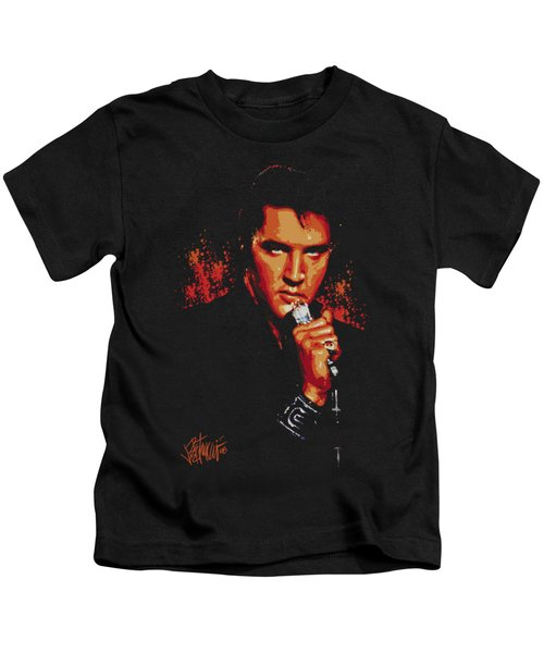 Elvis - Trouble Kids T-Shirt by Brand A