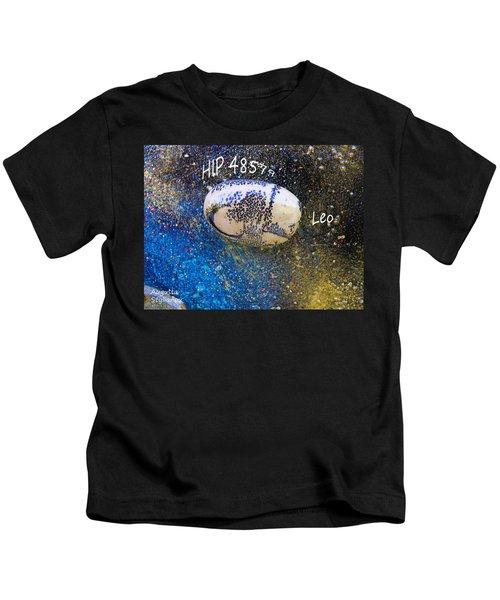 Barack Obama Star Kids T-Shirt by Augusta Stylianou