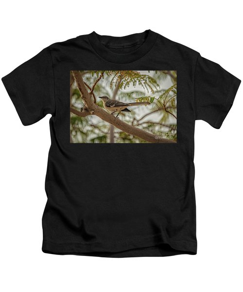 Mockingbird Kids T-Shirt by Robert Bales