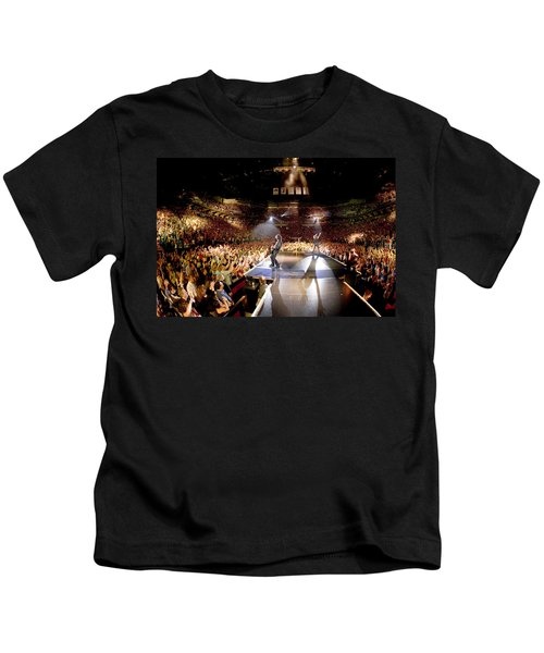 Aerosmith - Minneapolis 2012 Kids T-Shirt by Epic Rights