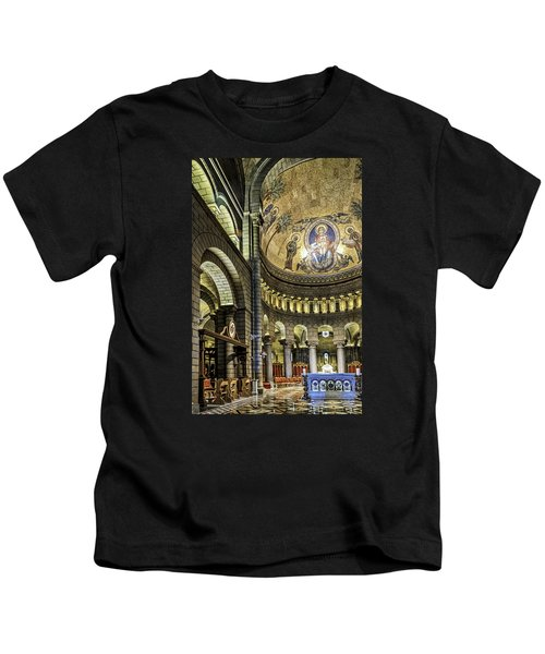 Altar Kids T-Shirt by Maria Coulson