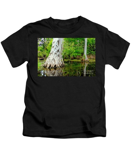 Backcountry Kids T-Shirt by Carey Chen