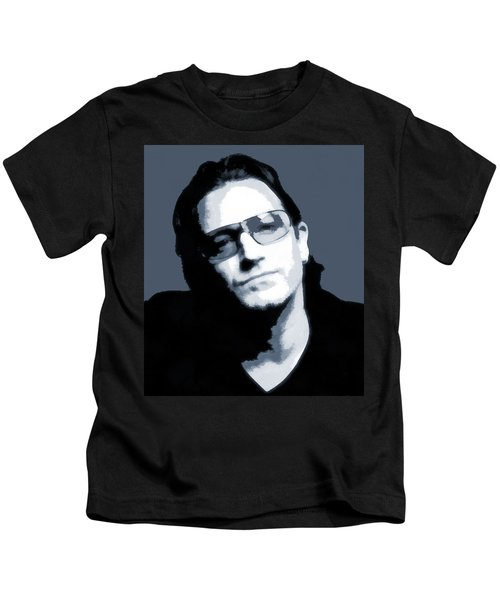 Bono Kids T-Shirt by Dan Sproul
