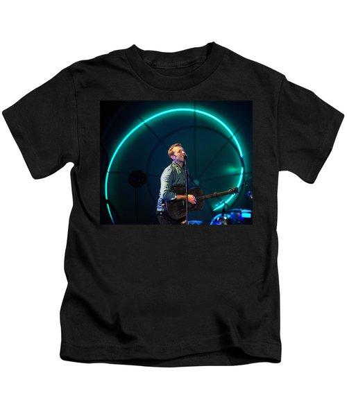 Coldplay Kids T-Shirt by Rafa Rivas